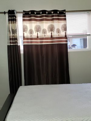Beautiful Curtains 6$ each for Sale in Fremont, CA