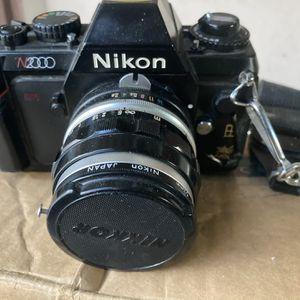 Vintage Nikon Camera for Sale in Placentia, CA