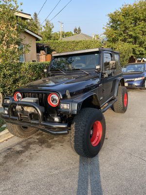 2003 Jeep Wrangler for Sale in Redwood City, CA