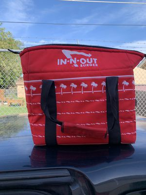 Heavy Duty In-N-Out Burger Cooler for Sale in Sacramento, CA