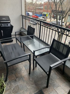 For sale set of Outdoor Furniture. for Sale in Chicago, IL