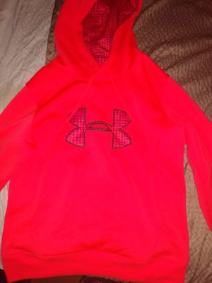 Under armour jacket and hoodie for Sale in St. Louis, MO