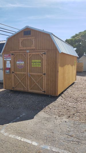 10 x 16 Shed for Sale in Empire, CA