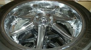 22 in rims AMP for Sale in Bothell, WA