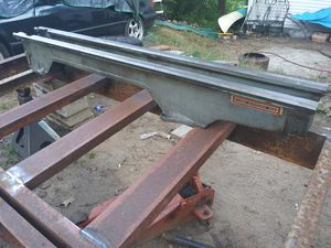 Rockwell lathe bed for Sale in Bristol, CT