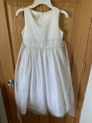 Flower girl dress Size 8 for Sale in Bartlett, IL