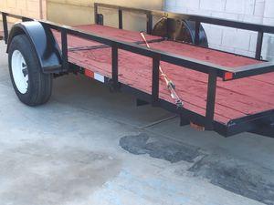 Trailer hauler 14x5 utility for Sale in Glendale, AZ