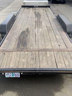 20ft Trailer (Car Hauler) for Sale in Portland,  OR