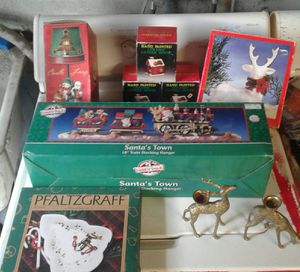Multiple Christmas Decorations for Sale in Long Beach, CA