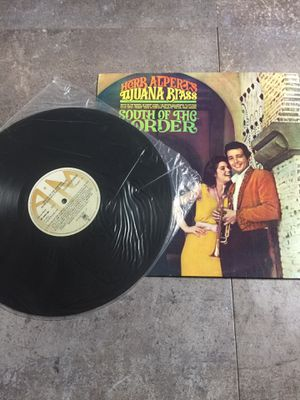Herb Alpert's Tijuana Brass SOUTH OF THE BORDER Vinyl LP Record for Sale in Poway, CA