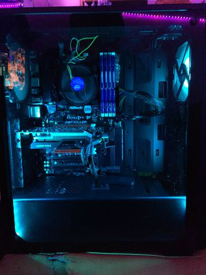 Budget gaming pc or trade something equal value for Sale in Elizabeth, NJ