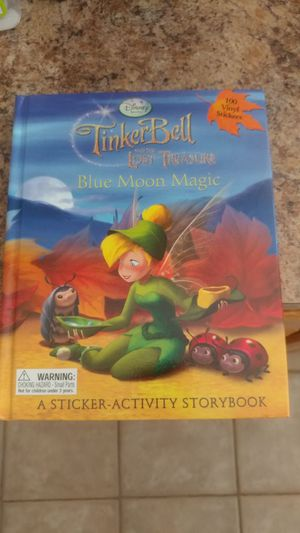 TinkerBell and the Lost Treasure Sticker Book for Sale in Ocoee, FL