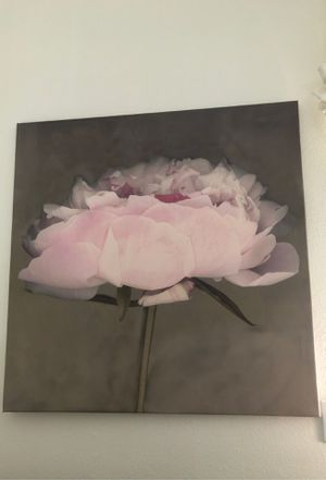 Flower Canvas Painting for Sale in Calabasas, CA