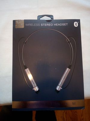 Ilive wireless stereo headset NEW for Sale in Rockville, MD
