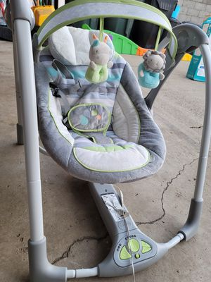 Ingenuity brand baby swing for Sale in Commerce, CA