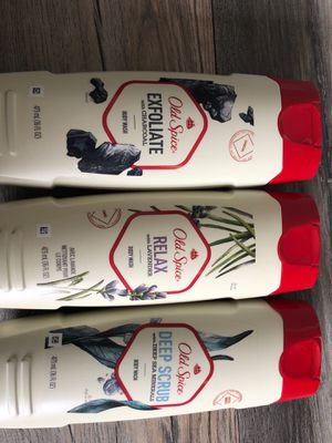 Old spice body wash for Sale in Chino Hills, CA