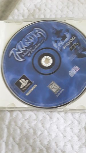 Very rare playstation 1 game ninja shadow of darkness for Sale in Downey, CA