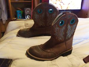 Ariat womens boots for Sale in Abilene, TX