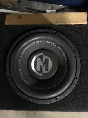 "Memphis 10"" subwoofer brx1040 for Sale in El Cajon, CA"