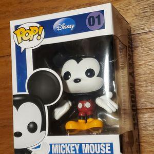 Mickey Mouse Disney Funko Pop for Sale in Denver, CO