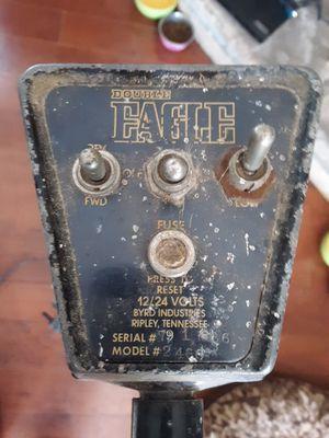 Old Trolly motor It Works!! for Sale in Maplesville, AL