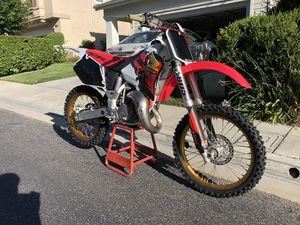 1997 Honda CR125 Motorcycle for Sale in Westlake Village, CA