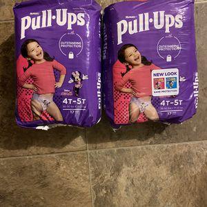 Huggies Pull Ups for Sale in Waterbury, CT