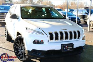 2016 Jeep Cherokee for Sale in Conyers, GA