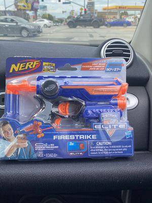 Nerf gun fire strike for Sale in Los Angeles, CA