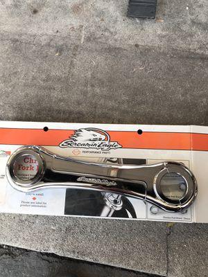 Harley Davidson Screamin Eagle Chrome Fork Brace for Sale in Burbank, CA