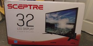 Sceptra 32 inch led New for Sale in Elkhart, IN