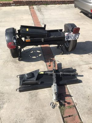 Folding motorcycle trailer for Sale in Irvine, CA