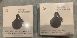 Google Chromecast *New in Box* for Sale in Seattle, WA