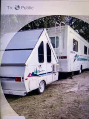 I'm selling my pop up camper for Sale in Dallas, TX