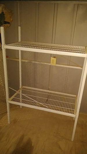 2 Shelf Wire Organizer for Sale in Las Vegas, NV