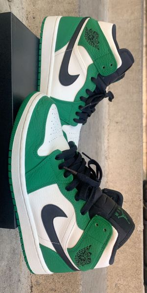 Jordan 1 mid 'pine green' for Sale in Sparks, NV