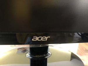 Acer Monitor Monitor Acer for Sale in Chandler, AZ