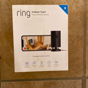 Ring Indoor Cam for Sale in Brooklyn, NY