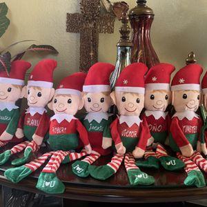 Christmas Elf Buddies for Sale in El Monte, CA