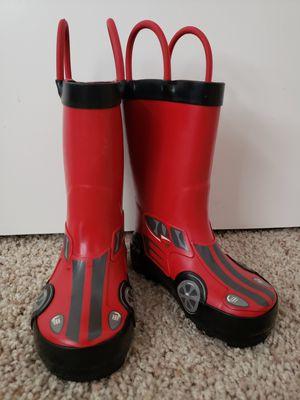 Size 5 rain boots for Sale in Chula Vista, CA