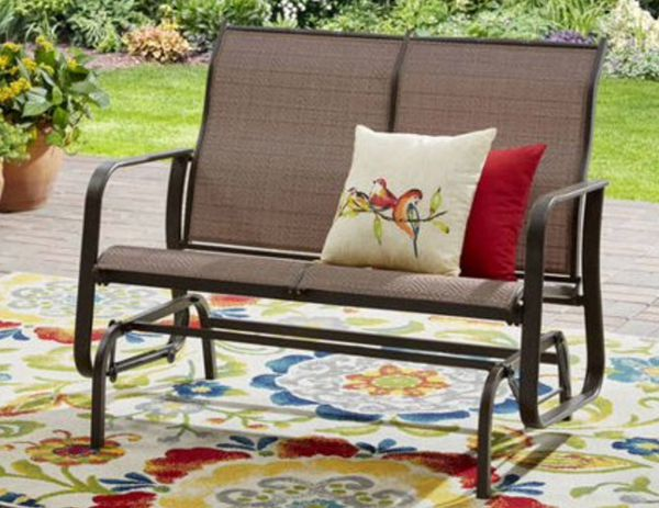 New!! Porch swing, sling seat, patio seat