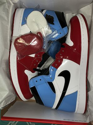 Brand new air Jordan retro 1 high fearless size 10.5 price is firm for Sale in Queens, NY