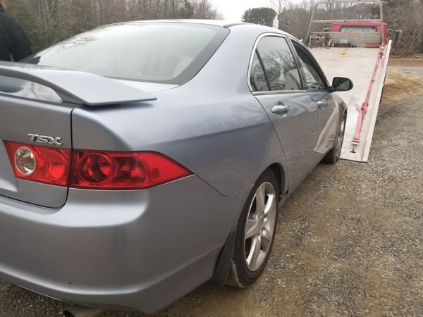 2004 Acura tsx 6 speed complete part out