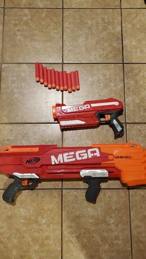 Nerf guns mega for Sale in Stockton, CA