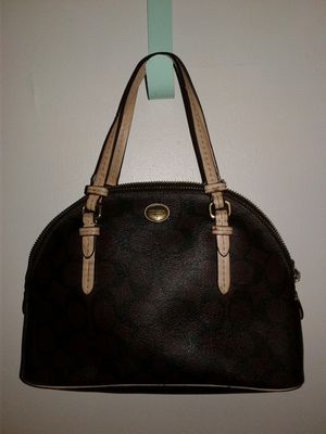 Coach bag, tote style for Sale in Memphis, TN