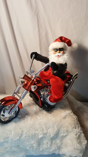 Santa on his Harley for Sale in Everett, WA