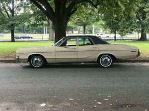 Classic Car for sale or trade for old 5 speed Honda 1973 Dodge Polara for Sale in Philadelphia, PA