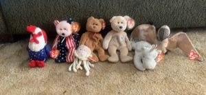 Beanie babies for Sale in Byron, CA