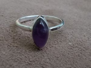 Moonstone Sterling Silver Ring Size 9 for Sale in Palmdale, CA