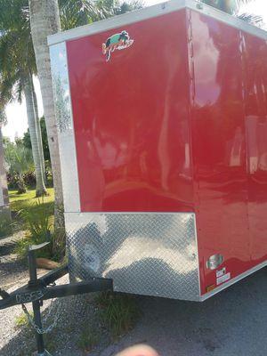 6x10 SA NEW enclosed trailer 2019 for Sale in Miami, FL